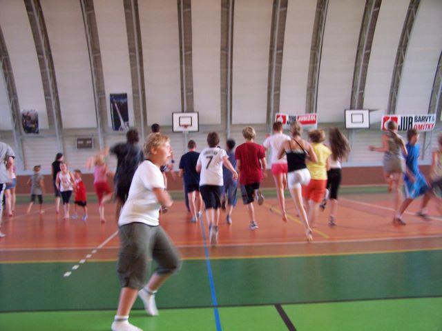 Jedo 09 – Beim Sport